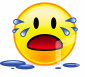 Emoticon - Crying
